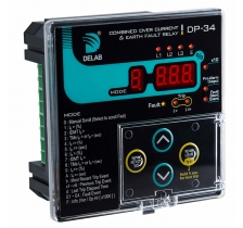 NUMERICAL COMBINED OVERCURRENT & EARTH FAULT RELAY