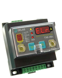 NUMERICAL EARTH LEAKAGE RELAY